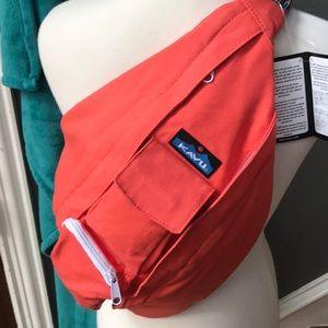 {KAVU} 'Mandarin' UNISEX Rope Bag 🌴🍊